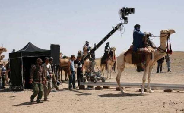 10 أعمال فنية دولية حصيلة الأفلام التي تصور بالمغرب منذ بداية السنة