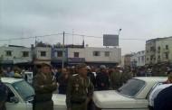 الأمن يفرق بالقوة مسيرة تاوادا إيمازيغن بأكادير