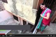 فيديو : هندية تدخل غينيس بأطول شعر في العالم