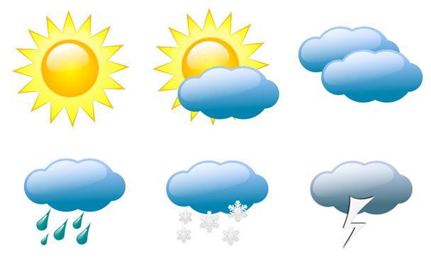الطقس غداً الأربعاء. جو غائم وانخفاض ملحوظ في درجات الحرارة - زنقة 20