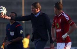 الأهلي المصري يُخير مدربه الاسباني بين الفوز على المغرب التطواني أو المُغادرة