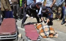 جريمة بشعة : زوج يحرق زوجته بالبنزين لحد الموت ببرشيد