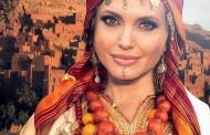 أنجلينا جولي سفيرة الثقافة الأمازيغية بالمغرب لسنة 2016