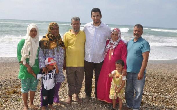 """""""العمراني"""" يُعلن اعتزاله رياضة التكواندو وحَل جمعيته لتدريب الأطفال"""