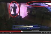 فيديو. لحظة ولوج مُفجر مسجد الشيعة بالكويت، بالموازاة مع تواجد سيارة شرطة