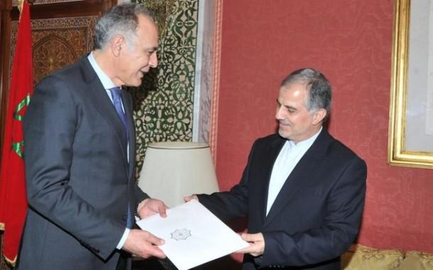 المغرب يستدعي القائم بأعمال سفارة ايران بالرباط بعد وصفه بـ'أسير السياسات الصهيونية'