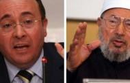 الحكم بالإعدام على مذيع الجزيرة فيصل القاسم والشيخ يوسف القرضاوي