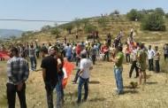 صور : القوات العمومية تفرق بالقوة نشطاء تظاهروا على الإحتفالات الرسمية بالذكرى الـ94 لمعركة أنوال بالريف