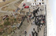 صور. مقتل أفريقي في إخلاء شقق مغاربة احتلها مهاجرون بالقوة بطنجة