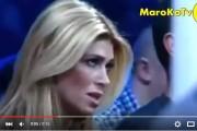 فيديو . بكاء استل كرويف زوجة بدر هاري في الحلبة