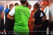 فيديو . لاعب ميلان الإيطالي يهاجم غوارديولا