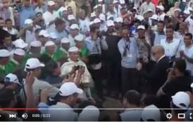 فيديو. بنكيران يرقص على ايقاعات أحيدوس