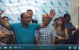 فيديو. خوكم مُنصف : 'حنا متنحشموش على الحصيلة ديالنا'