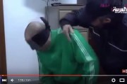 فيديو يظهر تعرض الساعدي القذافي للتعذيب بالسجن