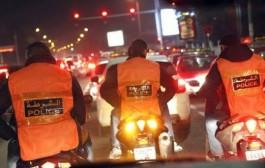 توقيف 1294 شخصا في يوم واحد لتورطهم في أفعال إجرامية بمختلف المدن المغربية