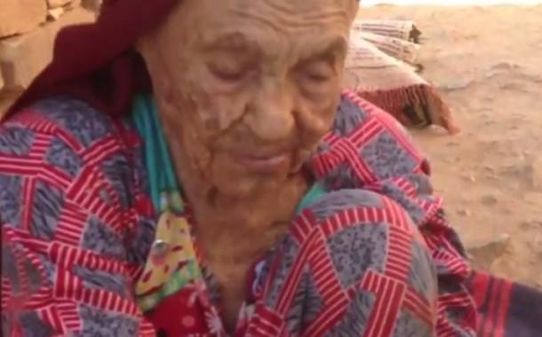 بالفيديو. عائشة حدو..أكبر مُعمرة مغربية عايشت خمس ملوك ولم تزر الطبيب قط