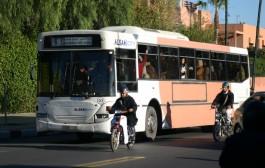 مختل عقليا يختطف حافلة للنقل العمومي بمراكش