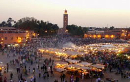 مراكش تتصدر قائمة المدن الإفريقية الأفضل للعيش