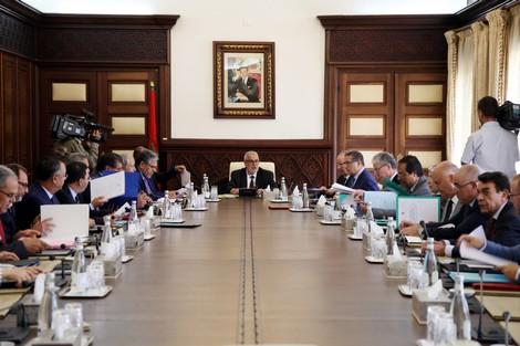 المجلس الوزاري برئاسة الملك يؤجل مجلس حكومة بنكيران