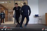 فيديو . مغربي يبهر شبان أكاديمية مانشيستر سيتي بمهاراته الكروية