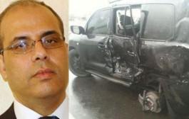 حادثة سير خطيرة لسفير المغرب بأدربيجان كادت تودي بحياته