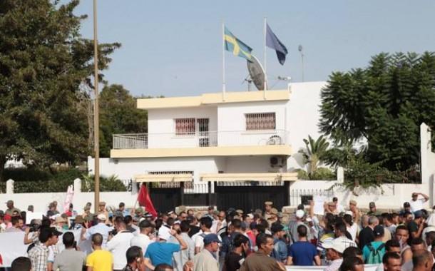 الإشتراكي الديمقراطي السويدي يطمئن الوفد المغربي :ليس هناك أي اعتراف بالبوليساريو