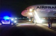 فيديو . طائرتين فرنسيتين تغيران مسارهما تهديدات إرهابية بلوس أنجلس