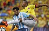 الأرجنتين تهزم كولومبيا في تصفيات مونديال روسيا