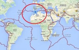 تسجيل هزة زلزالية بسواحل الحسيمة زوال الاثنين