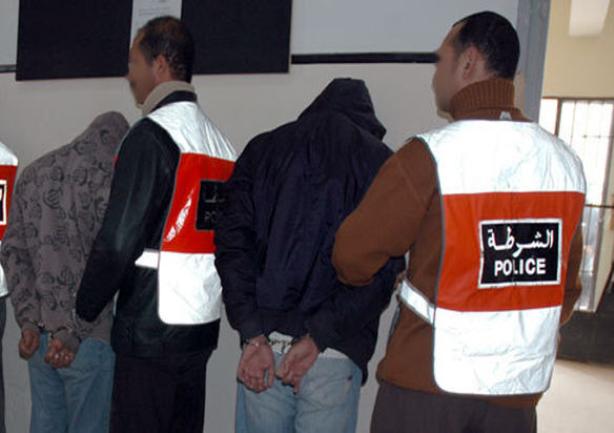 توقيف 4 أشخاص بطنجة متورطين في ارتكاب جريمة قتل عمد متبوعة بالسرقة الموصوفة