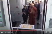 فيديو. محمد السادس يُطلق عدداً من المشاريع التنموية بالداخلة وكلميم