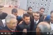 فيديو. لحظة خروج فاضح 'الزفت المغشوش' من سجن أسفي