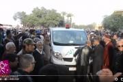 فيديو: تشييع جثمان الراحل 'الطيب الصديقي' في جنازة مهيبة