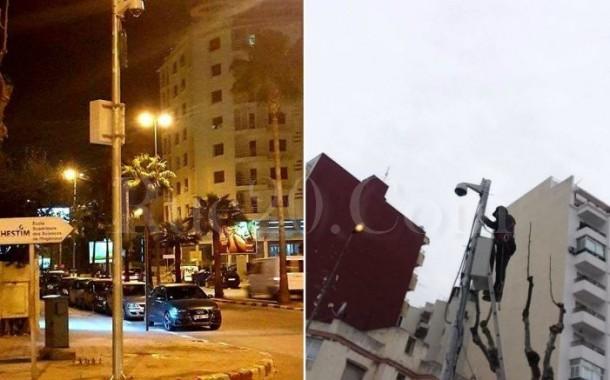 مواطنون بطنجة ينتقدون تثبيت كاميرات مراقبة في الشوارع ويعتبرونها خرقاً للحريات الخاصة