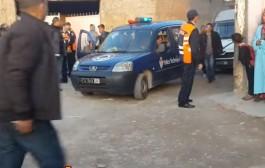 بالفيديو. مُختل عقلياً يقتل خياطاً كان يُعالجه بـ'الرقية الشرعية' بأسفي