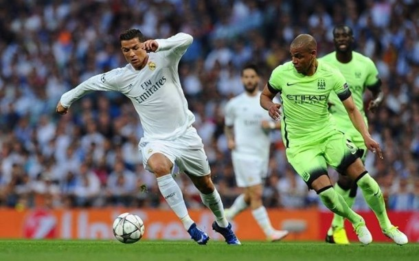 ريال مدريد يَعبُرُ مان سيتي لنهائي عصبة أبطال أوربا ويُلاقي جاره الأتلتيكو