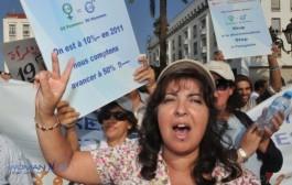 الحركة النسائية تهدد بالطعن في مشروع قانون 'الحقاوي' حول المناصفة أمام المحكمة الدستورية