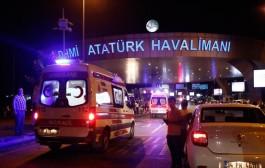 ارتفاع ضحايا تفجير مطار 'اسطنبول' الى 36 قتيلاً وتُركيا تُعلن مسؤولية 'داعش'