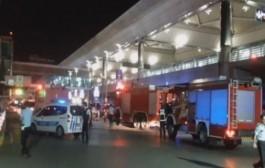 بالفيديو. انفجارات دامية تهز مطار إسطنبول وسقوط عشرات القتلى والجرحى
