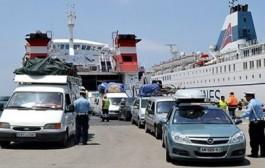 50 ألف من أفراد الجالية المقيمة بالخارج دخلوا المغرب عبر بوابة طنجة المتوسط