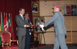 الكلية الملكية للدراسات العسكرية بالقنيطرة تخرج ضباط من اسبانيا و الصين و مصر و السعودية