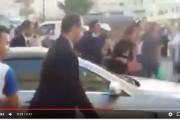 فيديو .الملك محمد السادس يزور حي بني مكادة بطنجة وسط ترحيب كبير من المواطنين