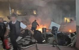 ارتفاع حصيلة انفجارين بمطار أتاتورك في تركيا إلى 28 قتيلاً