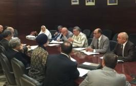 مجلس المستشارين ومعهد الثقافة الأمازيغية يجتمعان تمهيدا لإدماج الأمازيغية في أشغال المجلس