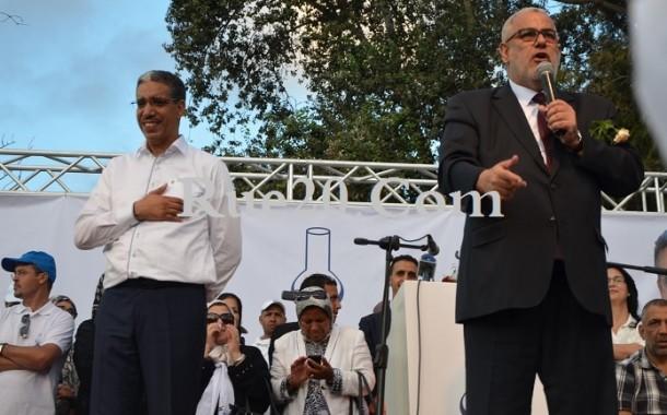 قيادات و وزراء العدالة و التنمية يغالطون المغاربة بترويج أخبار منع مهرجاناتهم الإنتخابية لكسب تعاطفهم
