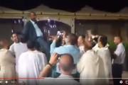 فيديو.قيادات حزب العدالة و التنمية 'محيحة' في حفل زفاف نجل وزير الدولة الراحل 'باها'