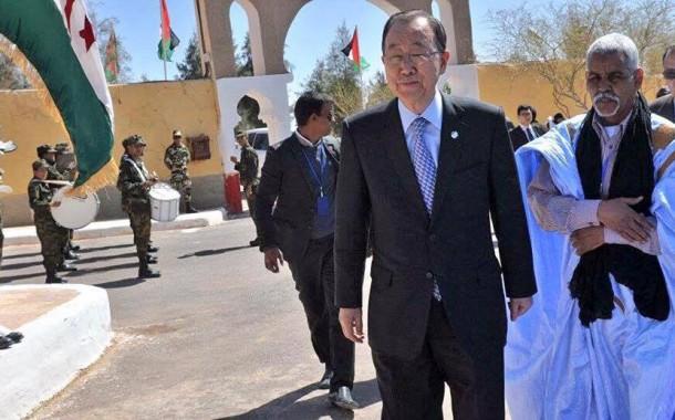 'كيمون' يدعو المغرب و البوليساريو للتهدئة و سحب معداتهما العسكرية من 'الكركارات'