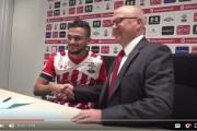 فيديو . الدولي المغربي 'بوفال' ينضم لـ'ساوثهامبتون' الإنجليزي