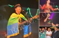صور . افتتاح فعاليات الدورة الـ12 لمهرجان الحسيمة المتوسطي على إيقاع الأغنية الأمازيغية