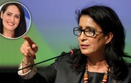 نوال المتوكل تضع وزيرة الرياضة التونسية الجديدة في موقف محرج